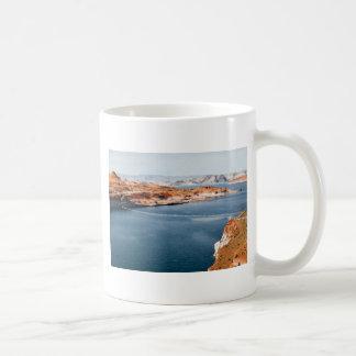 lake edge of glory coffee mug