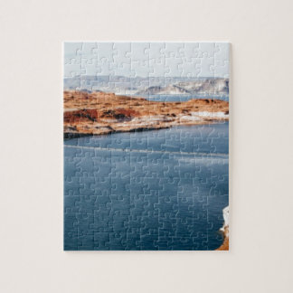 lake edge of glory jigsaw puzzle
