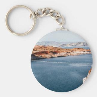 lake edge of glory keychain