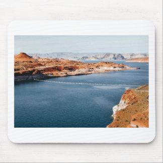 lake edge of glory mouse pad