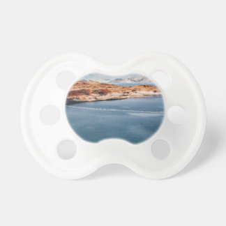 lake edge of glory pacifier