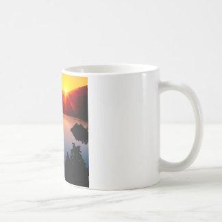 Lake Emerald Bay Tahoe Sunset Coffee Mug