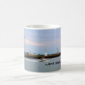 Lake Erie, Buffalo NY Lighthouse Coffee Mug