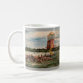 Lake Erie Causeway, Sandusky, Ohio Mug