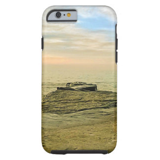 Lake Erie Summer Sunset Tough iPhone 6 Case