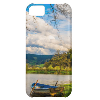 Lake Forest Landscape iPhone 5C Cover
