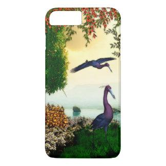 Lake Front Nature Scene iPhone 7 Plus Case