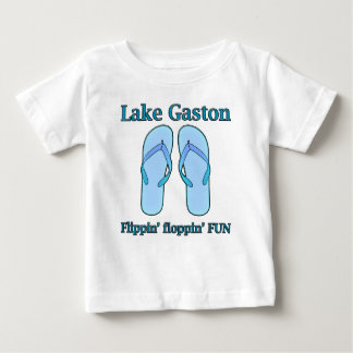 Lake Gaston Flippin Floppin Fun Shirts, Mugs, More Baby T-Shirt