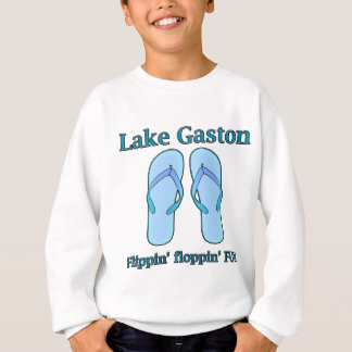 Lake Gaston Flippin Floppin Fun Shirts, Mugs, More Sweatshirt