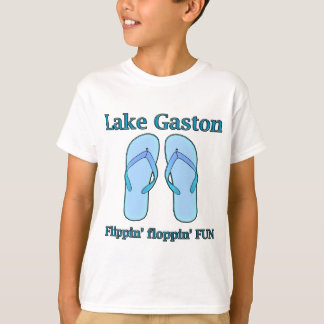 Lake Gaston Flippin Floppin Fun Shirts, Mugs, More T-Shirt