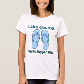 Lake Gaston Flippin Floppin Fun Shirts, Mugs, More T-Shirt