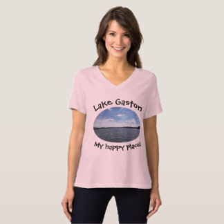 Lake Gaston, My Happy Place Shirt