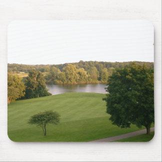 Lake Geneva Golf Course Mousepad