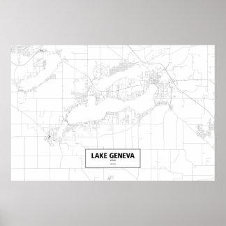 Lake Geneva, Illinois Poster