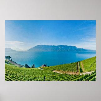 Lake Geneva (Lac Léman) 007 Poster