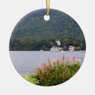 Lake George Ornament