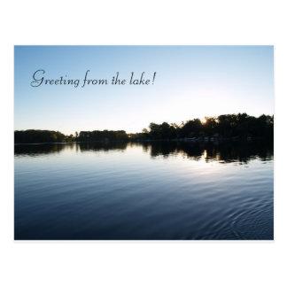 Lake Greeting Cards