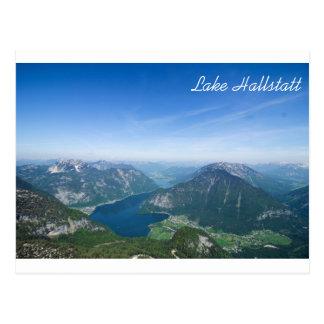 Lake Hallstatt Postcard