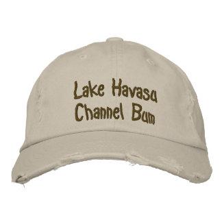 Lake Havasu Channel Bum Hat Embroidered Hats