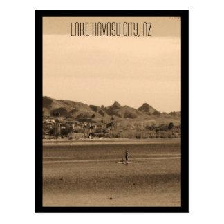 Lake Havasu City, AZ Postcard