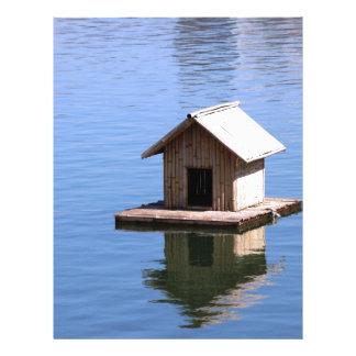 Lake house letterhead