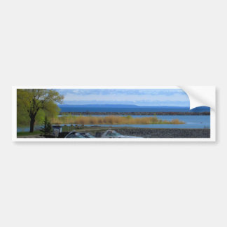 Lake Huron Collingwood Ontario Bumper Sticker
