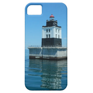 Lake Huron Lighthouse - Poe Reef iPhone 5 Cases