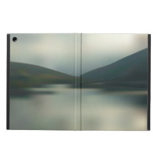 Lake in the mountains case for iPad air