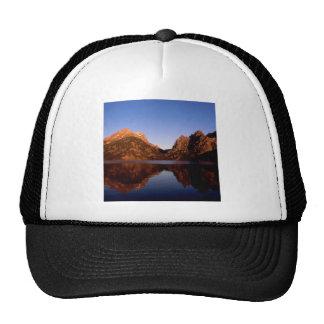Lake Jenny Grand Teton Park Trucker Hat
