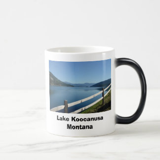 Lake Koocanusa Northwest Montana Magic Mug