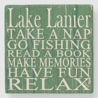 Lake Lanier, Georgia, Quote Coasters Green