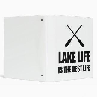 Lake Life Best Life 3 Ring Binder