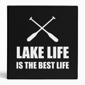 Lake Life Best Life 3 Ring Binders