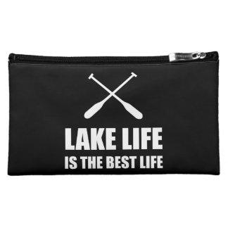 Lake Life Best Life Cosmetic Bag