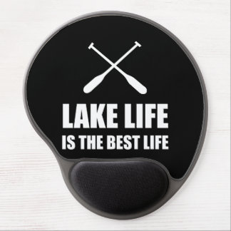 Lake Life Best Life Gel Mouse Pad