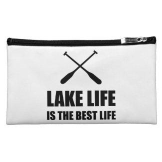 Lake Life Best Life Makeup Bag