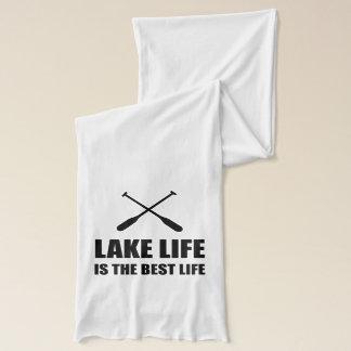 Lake Life Best Life Scarf