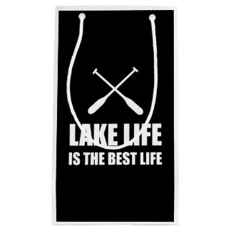 Lake Life Best Life Small Gift Bag