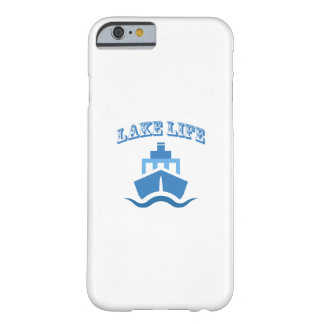 Lake Life Boat Funny Sailing Gif Men Women Barely There iPhone 6 Case