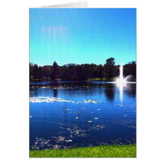 Lake Lilly 2 Card