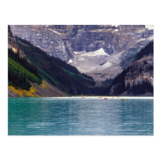 Lake Louise, Alberta, Canada Postcard