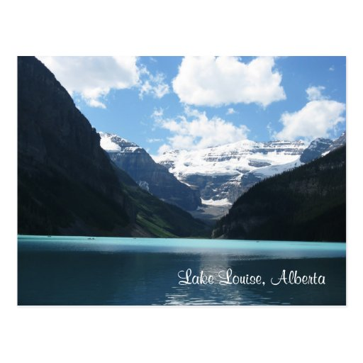 Lake Louise, Alberta Postcard
