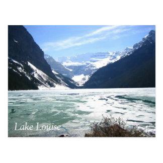 Lake Louise, Banff, Alberta, Canada Postcard