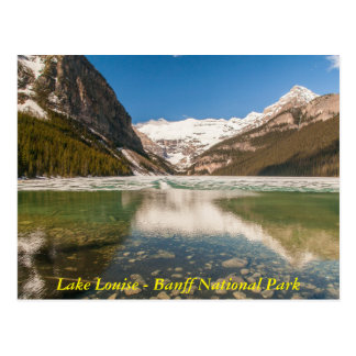 Lake Louise, Canada postcard