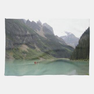 Lake Louise Kitchen Towel