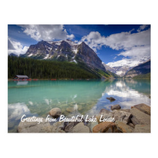 Lake Louise Postcards