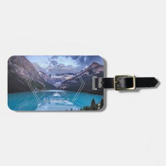 Lake Louise Series 02 Luggage Tag
