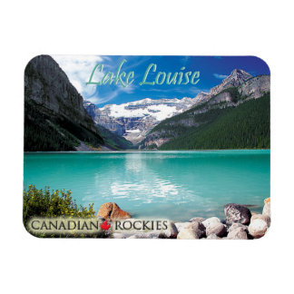 Lake Louise - Souvenir Fridge Magnet