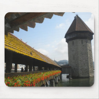 Lake Lucerne Mouse Pad