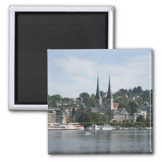 Lake Lucerne, Vierwaldstattersee, Switzerland Magnet